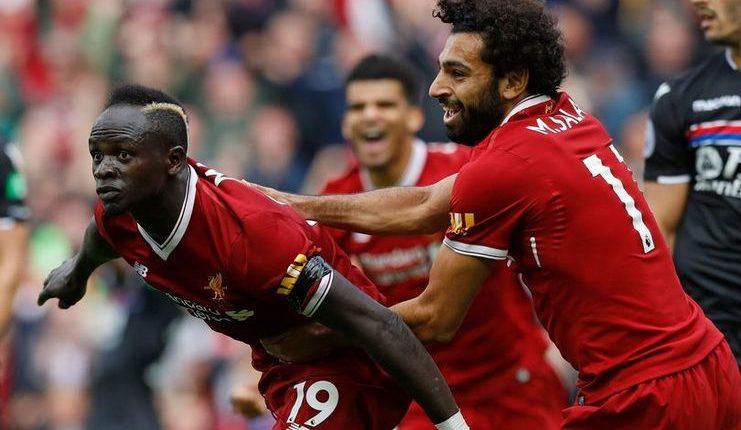 Sadio Mane antarkan Liverpool raih kemenangan atas Crystal Palace