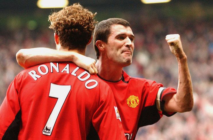 Roy Keane Ronaldo