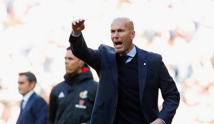 Zinedine Zidane, Real Madrid, Thierry Henry