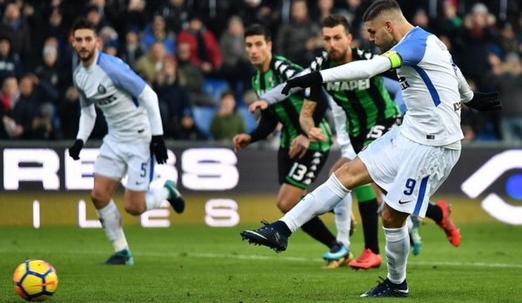 Inter Kalah, Roma Lolos ke Kualifikasi Liga Champions