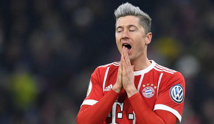 Kondisi Robert Lewandowski diperkirakan belum siap untuk turun saat Bayern Munich melawat ke kandang Bayer Leverkusen.