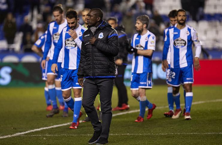 Clarence Seedorf, Deportivo La Coruna