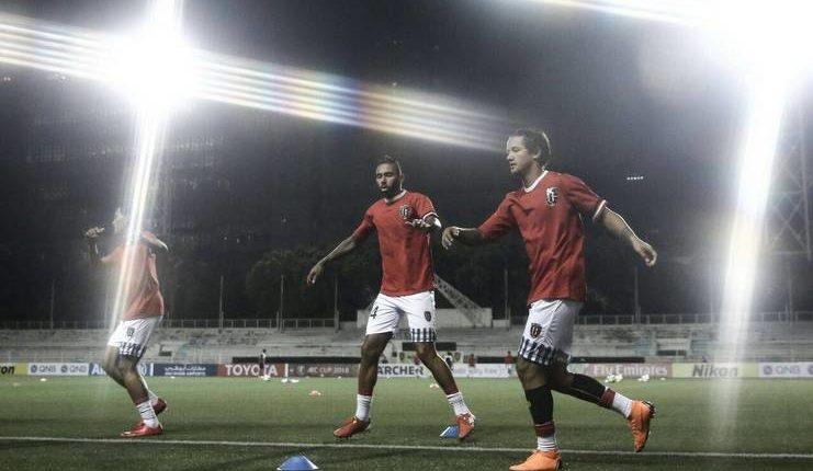 Irfan Bachdim y Demerson - Bali United
