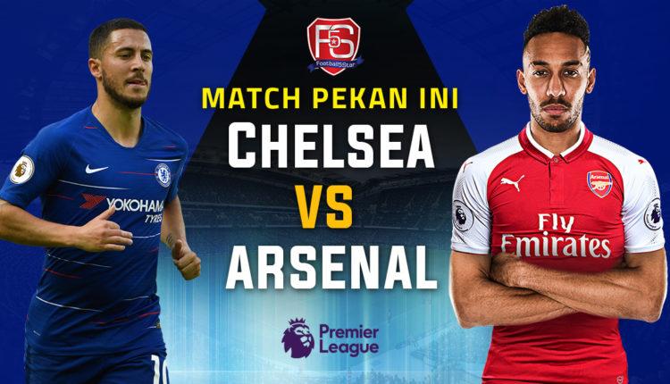 Chelsea vs Arsenal main