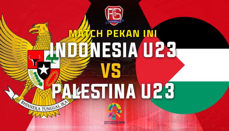 Prediksi Timnas U23 Indonesia vs Timnas U23 Palestina