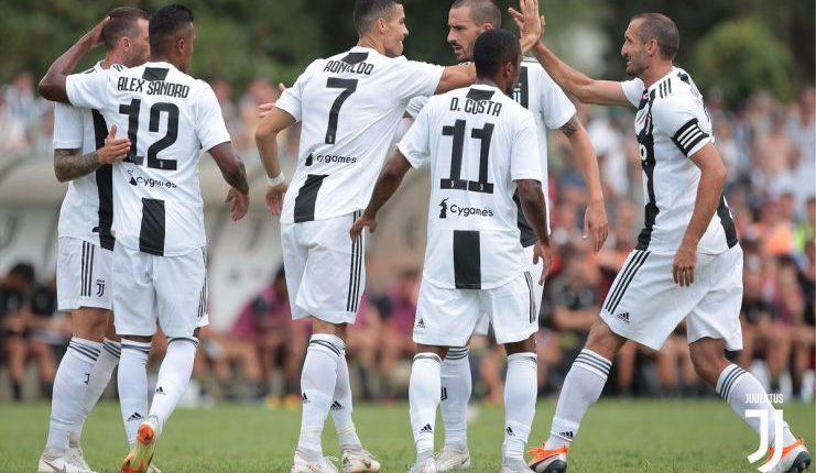 Dengan Adanya Cristiano Ronaldo, Akankah Juventus Tanpa Lawan di Serie A?