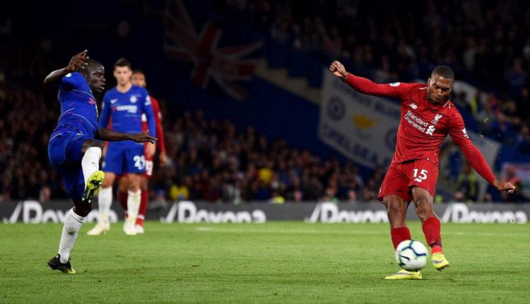(GALERI) Gol Daniel Sturridge-Chelsea vs Liverpoo