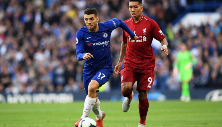 (GALERI) Mateo Kovacic-Chelsea vs Liverpool