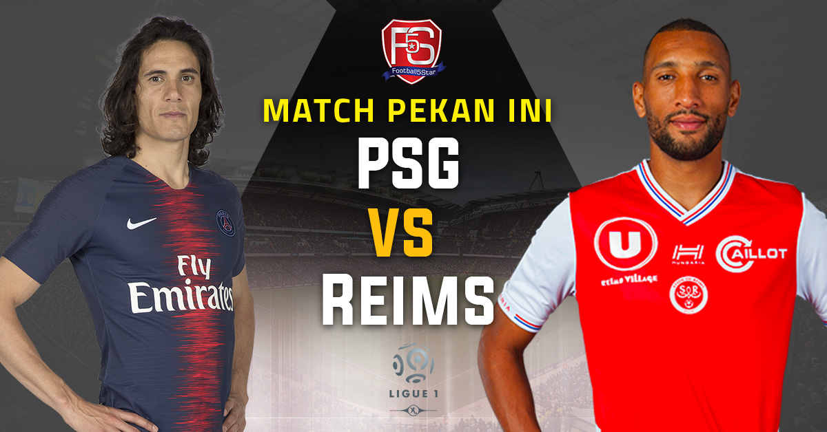 Nhận định PSG vs Reims: Điều quan trọng hơn 3 điểm