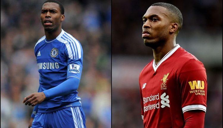 Galeri 5 Pemain yang pernah membela Chelsea dan Liverpool-daniel sturridge