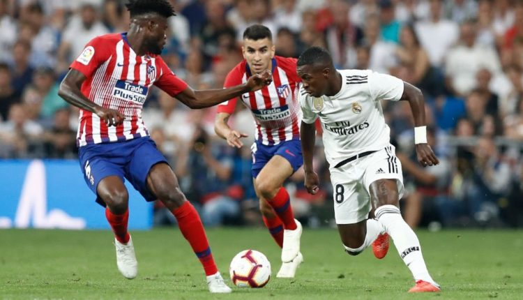 (GALERI) Real Madrid vs Atletico Madrid-2