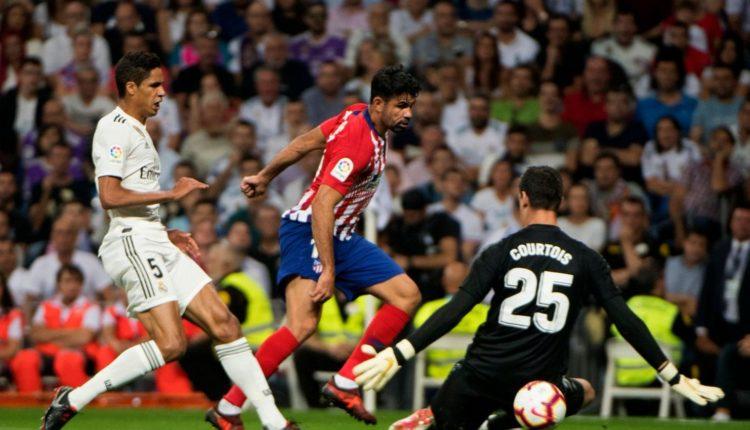 (GALERI) Real Madrid vs Atletico Madrid-4