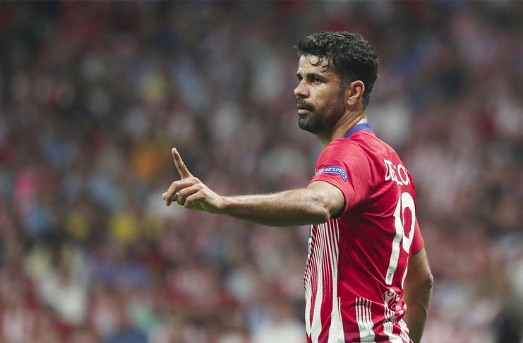 Diego Costa - Atletico Madrid - Diego Simeone - Toi Sports