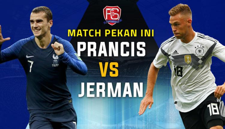 Nhận định Pháp vs Đức: Đòn knock-out Joachim Low?