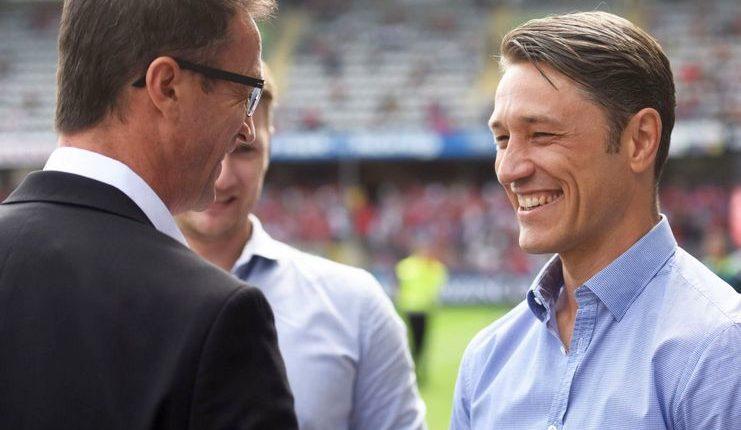 Fredi Bobic tetap yakin Niko Kovac akan sukses di Bayern Munich.