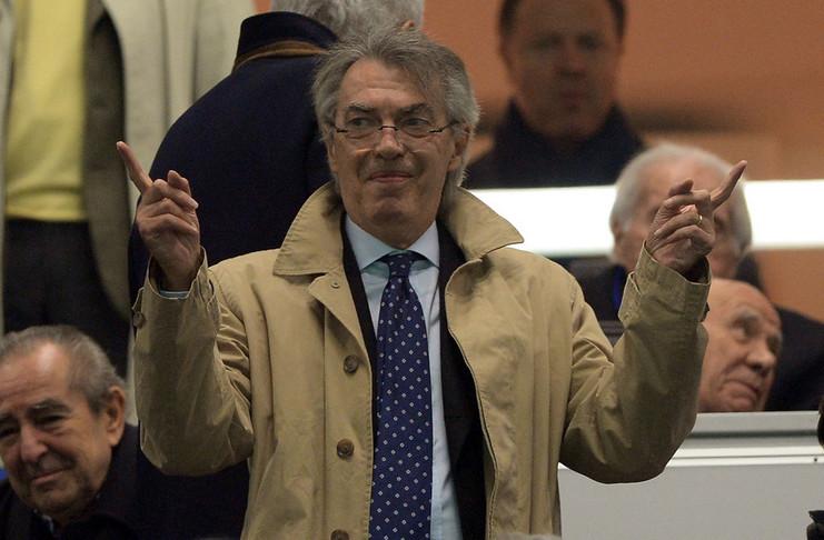 FIGC tengah mencari presiden baru setelah Tavecchio mengundurkan diri. Nama Massimo Moratti mencuat sebagai calon Presiden FIGC - Football5star - zimbio.com