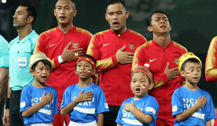 Andritany - Timnas Indonesia - Piala AFF 2018