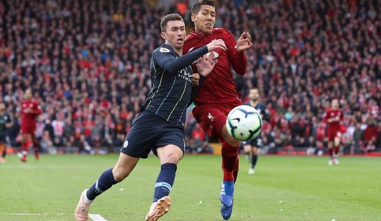 duel aymeric laporte roberto firmino-liverpool vs manchester city-twitter squawka