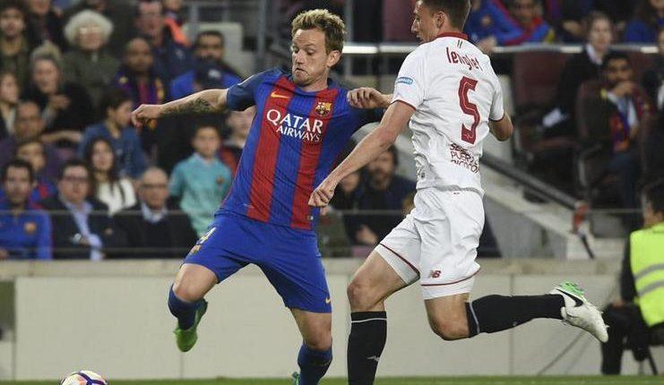 ivan rakitic-clement lenglet-barcelona vs sevilla-mundo deportivo
