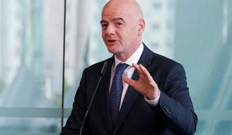 Gianni Infantino - FFP - FIFA - Football5star