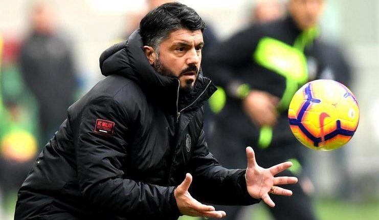 Gennaro Gattuso mengakui Milan tengah mendekati Luis Muriel dari Sevilla.