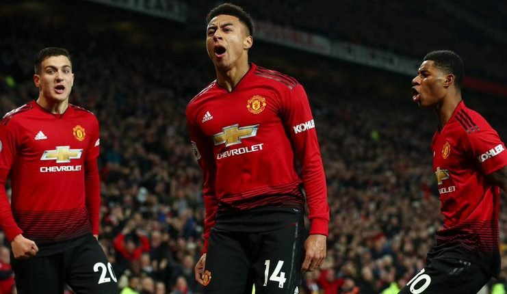 Jesse Lingard - Manchester United - Premier League - Zimbio