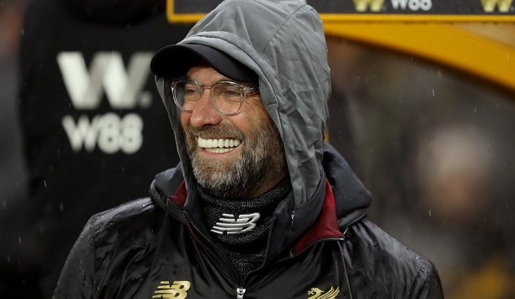 Juergen Klopp - Liverpool - Bursa Transfer - @OptaJoe