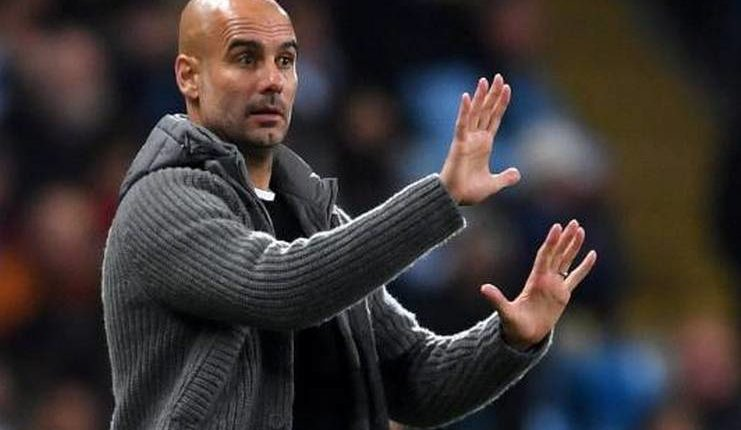 Liga Champions - Manchester City - Pep Guardiola - Football5star