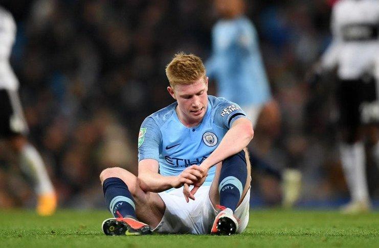 Manchester City - Kevin de Bruyne - Telegraph