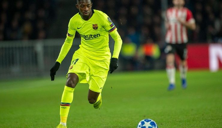 Michael Zorc - Ousmane Dembele - Dortmund - Barcelona - Getty Images