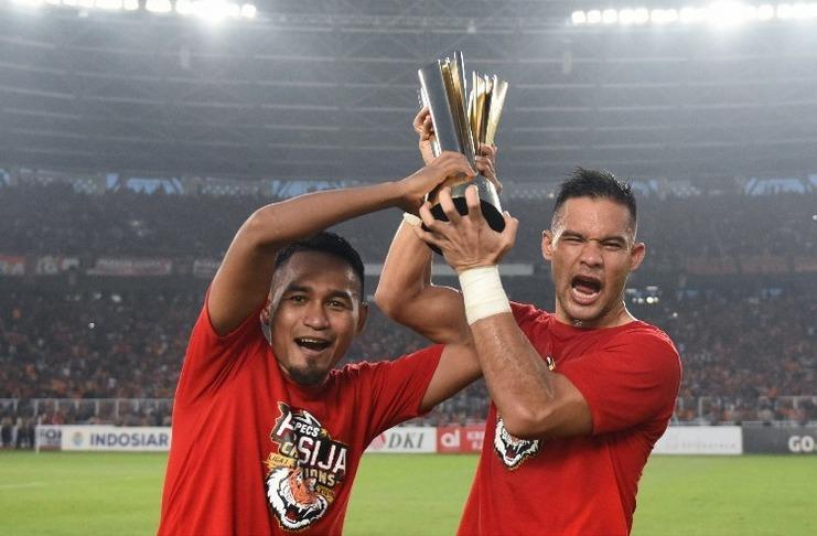 Ramdani Lestaluhu - Persija Jakarta - Football5starRamdani Lestaluhu - Persija Jakarta - Football5star