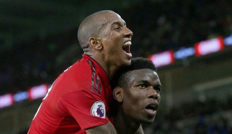 young-united konsentasi lawan huddersfield