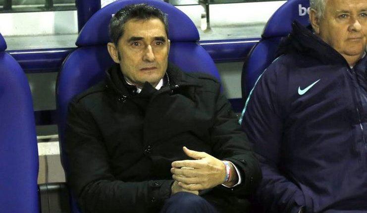 Barcelona - Coutinho - Ernesto Valverde - Liga Spanyol - Football5star