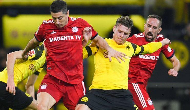 Borussia Dortmund diyakni Lothar Matthaeus selaku legenda Bayern akan juarai Bundesliga 1.