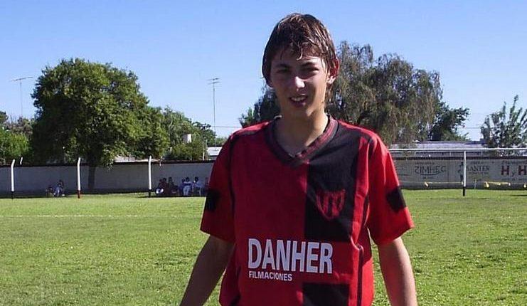 Emiliano Sala saat memperkuat San Martin.
