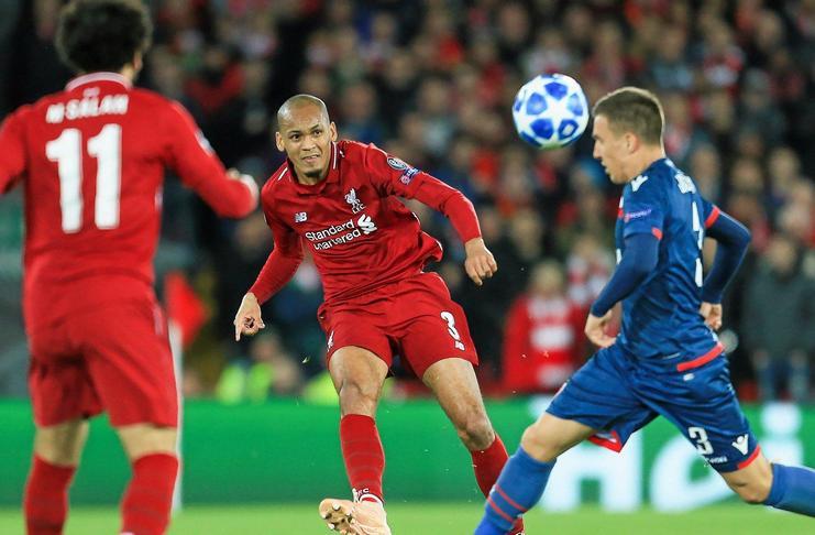 Fabinho - PSG - Liverpool - L'Equipe