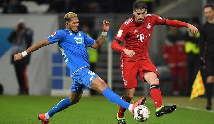 Hebat pada babak pertama, Bayern kewalahan hadapi Hoffenheim pada babak kedua.