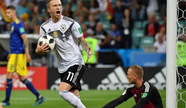 Marco Reus - Timnas Jerman - @DFB_Fanclub