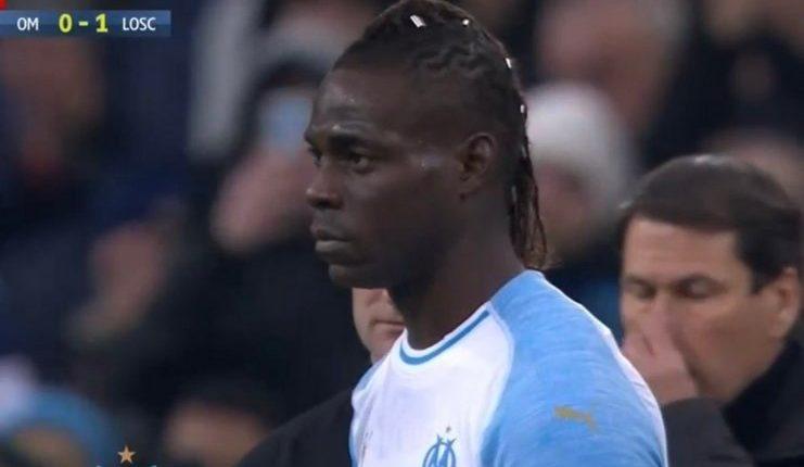 Mario Balotelli - Marseille - Ligue 1 - Liga Prancis - Football5star