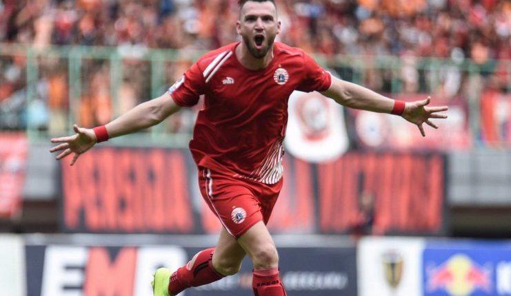 Marko Simic - Persija Jakarta - Kepri Jaya FC - Football5star - Piala Indonesia 2018