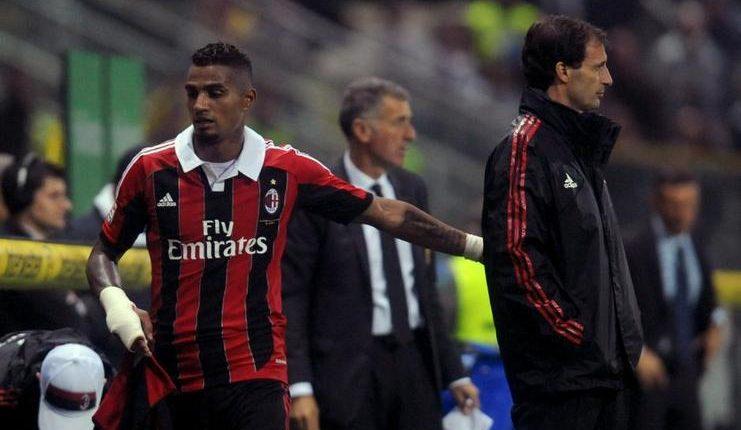 Massimiliano Allegri menilai Kevin-Prince Boateng sesuai dengan kebutuhan Barcelona.