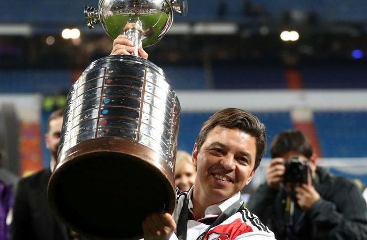 Menjuarai Copa Libertadores sebagai pelatih River Plate tambah kepantasan Gallardo tangani timnas Argentina.