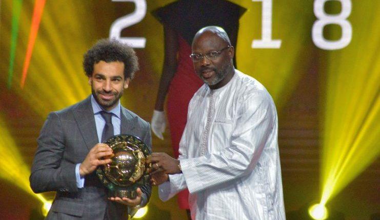 Mohamed Salah jadi Pemain Terbaik Afrika versi CAF untuk dua kali secara beruntun.