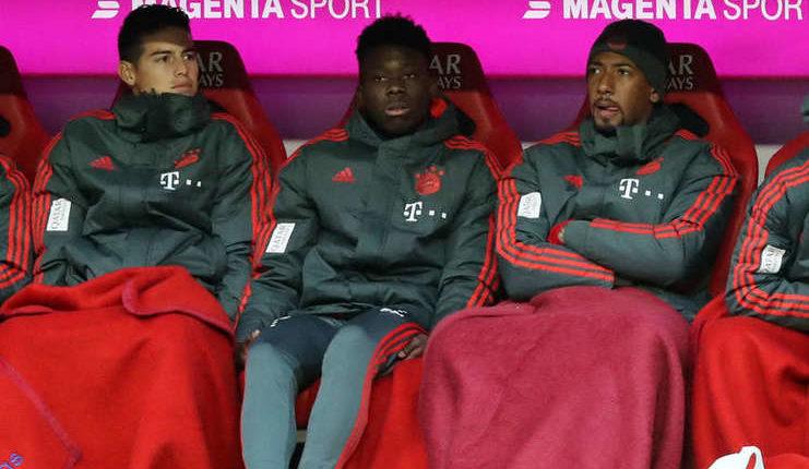 Para pemain cadangan Bayern diminta Lewandowski tetap menunjukkan kontribusi apik.