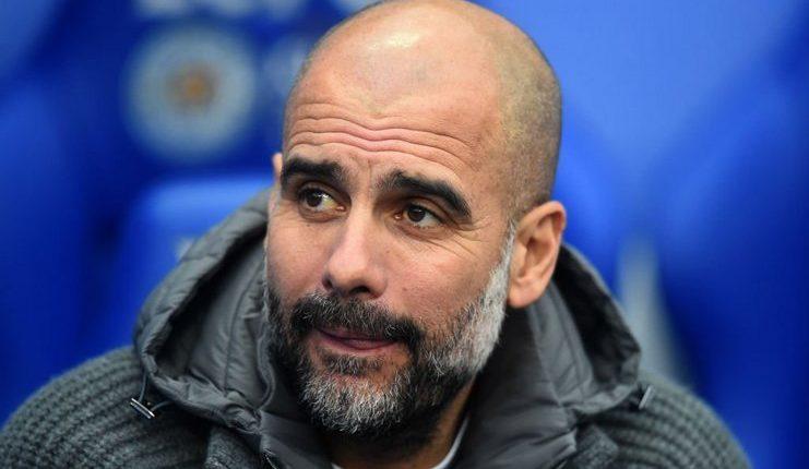 Pep Guardiola - Liverpool - City - Football5star