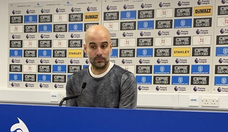Pep Guardiola - Manchester City - @Sammy_Goal