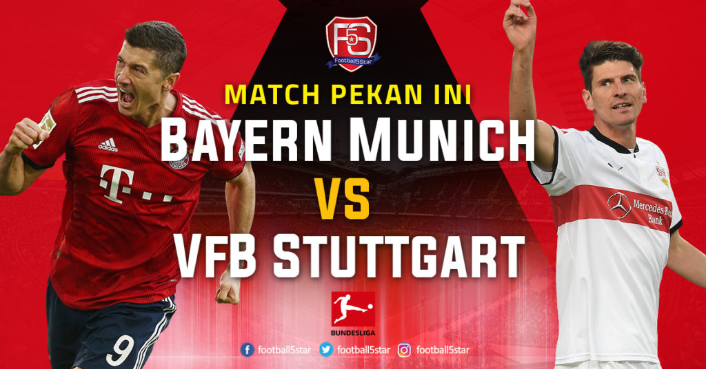 Prediksi Bayern Munich vs VfB Stuttgart