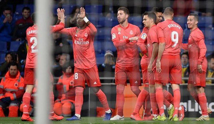 Real Madrid - RCD Espanyol - Liga Spanyol - Football5star