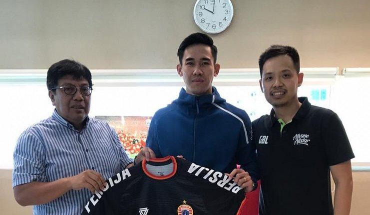 Ryuji Utomo - Persija Jakarta - Football5star