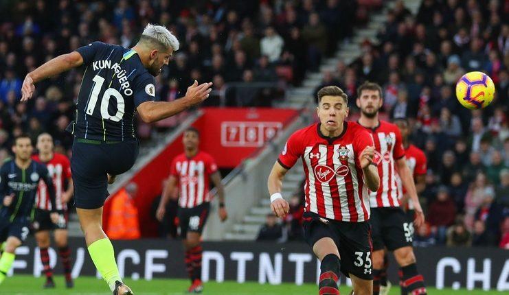Sergio Aguero ingin kembali bobol gawang Liverpool di kandang Manchester City.
